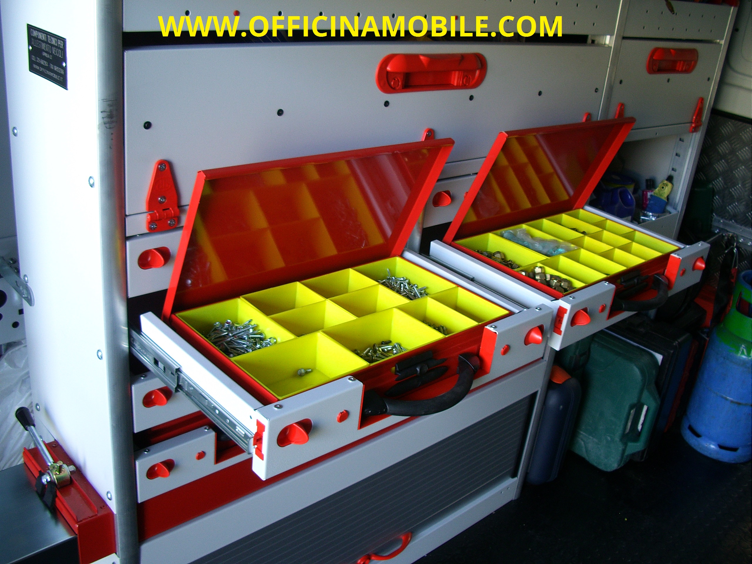 Officina mobile fiat talento